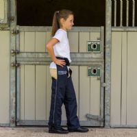 Official Pony Club Waterproof Dri Riders (Childs)